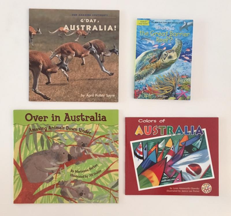 AustraliaBooks